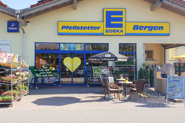 EDEKA Pfeilstetter GmbH in Bergen