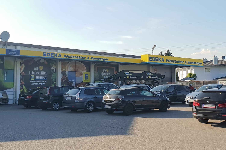EDEKA Pfeilstetter & Namberger GmbH in Traunstein