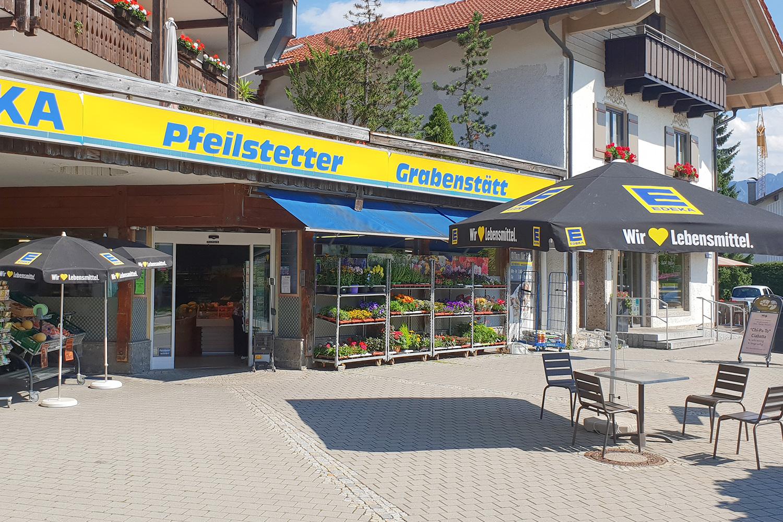 EDEKA Pfeilstetter in Grabenstätt