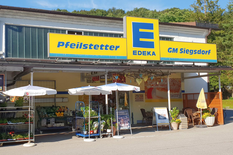 EDEKA Pfeilstetter in Siegsdorf